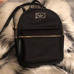 Kate space nylon medium backpack
